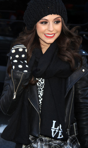 87th Annual Macy's Thanksgiving Day Parade Person In Image: Cher Lloyd 11/28/2013. Manhattan, United States