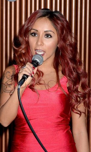 'Snooki by Nicole Polizzi' Supre Tan Launch after party, Nashville, Tennessee, America - 09 Nov 2013