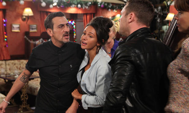 Corrie, Peter's stag do, Fri 29 Nov