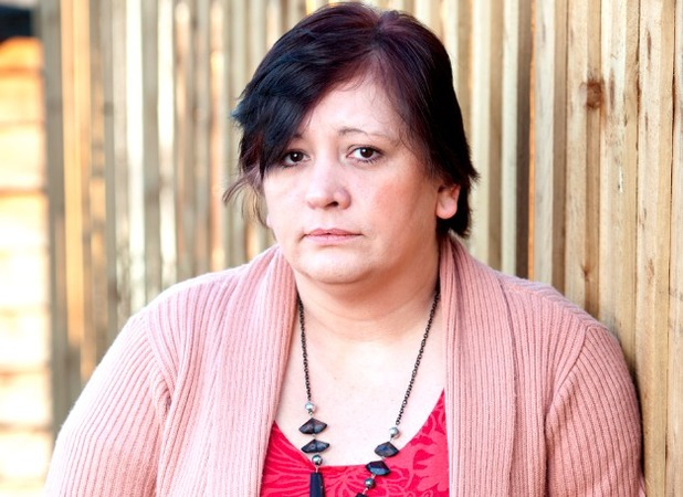 Julie was abused by her mum and raped by her step dad