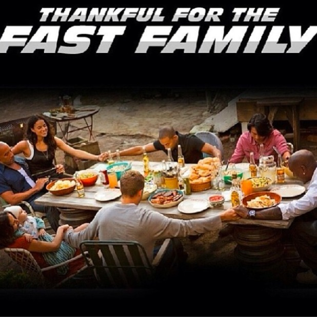 Ludacris shares picture of 'Fast family' on hearing about Paul's death, 1 December
