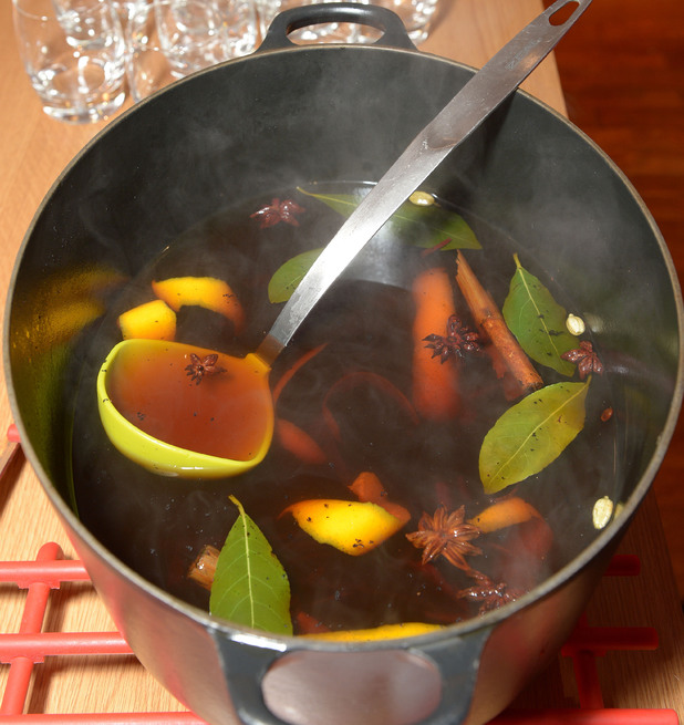 Tom Kerridge mulled cider