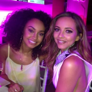 Little Mix's Leigh-Anne Pinnock, Jade Thirlwall at the Cosmopolitan Women of the Year Awards - London, 5 December 2013