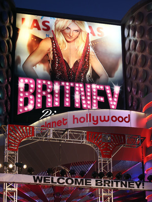 Britney Spears Arrives In Las Vegas to celebrate the release of her new album 'Britney Jean'. 12/03/2013. Las Vegas, Nevada, United States