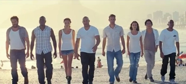 Fast & Furious team release tribute video for late star Paul Walker - 4.12.2013