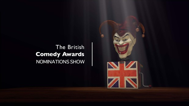 The British Comedy Awards Nominations Show 2013, C4, Wed 4 Dec 10.45pm