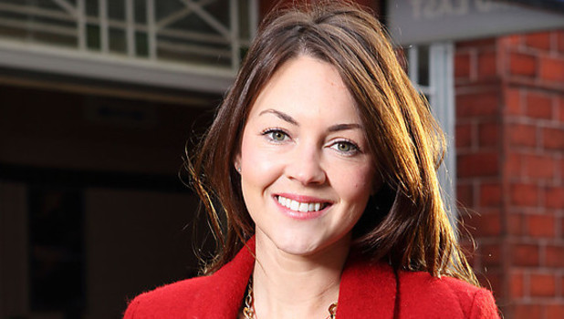 Eastenders - Lacey Turner as Stacey Branning.