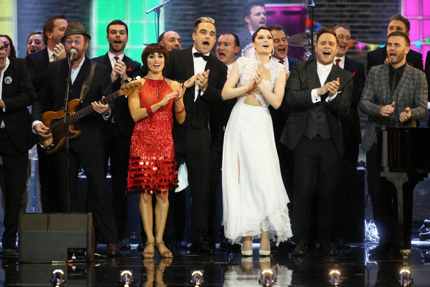 The Royal Variety Performance 2013, Mon 9 Dec