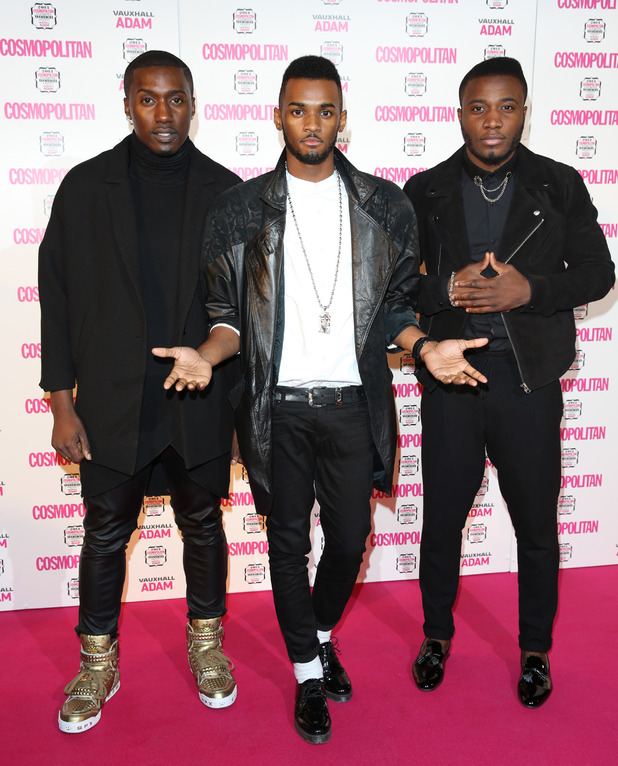Cosmopolitan Ultimate Women of the Year award in London - Rough Copy 5.12.2013
