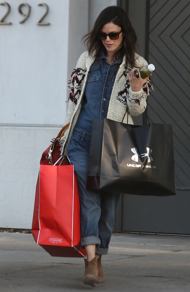 Rachel Bilson in Beverly Hills, Los Angeles - 4 December 2013