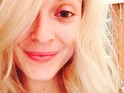 Fearne Cotton shows off her freshly cut bob, 3 December 2013