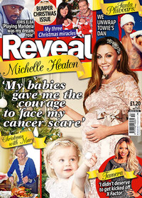 Reveal magazine week 50 cover