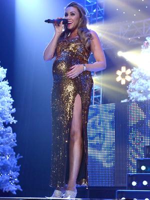 The Big Reunion Christmas Party at the Capital FM Arena, Nottingham, Britain - 11 Dec 2013 Liberty X - Michelle Heaton