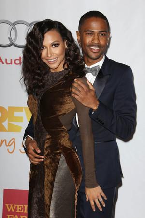 2013 Trevor Project Live, Los Angeles, America - 08 Dec 2013 Big Sean and Naya Rivera
