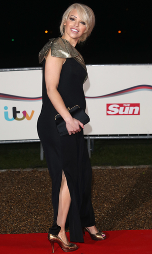 Katie Piper - The Sun Military Awards (Millies) 2013 held at the National Maritime Museum - Arrivals. 11 December 2013