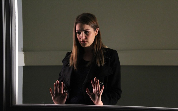Hollyoaks, Sienna sees a baby, Thu 12 Dec