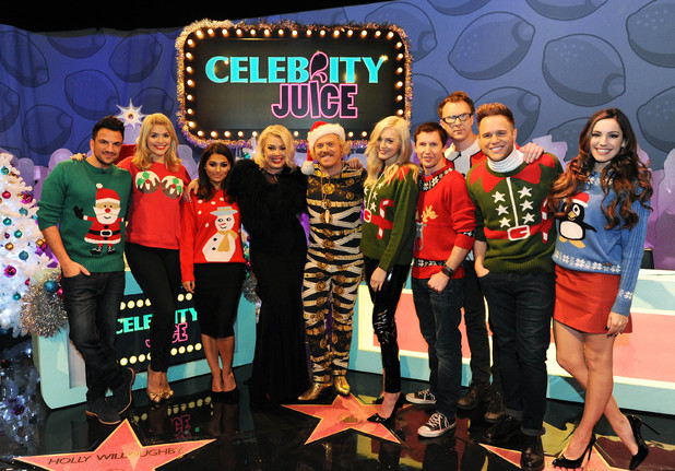 Celebrity Juice - Season 20, Episode 11: Christmas special ...