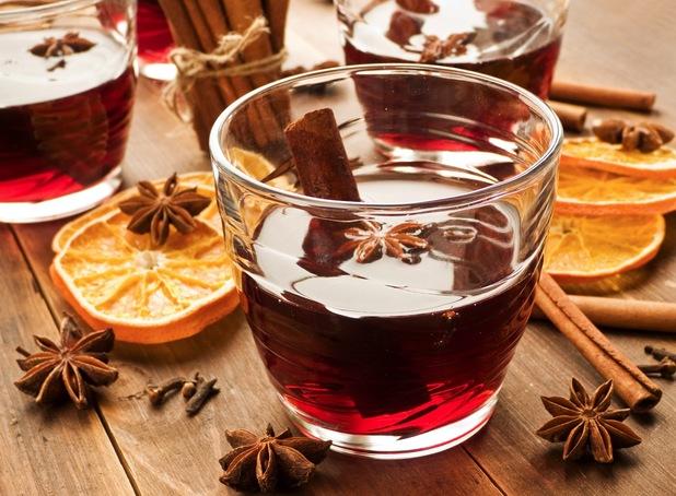 Liz Earle's mulled wine