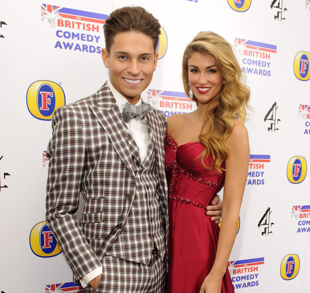 Amy Willerton denies reports she is dating Joey Essex