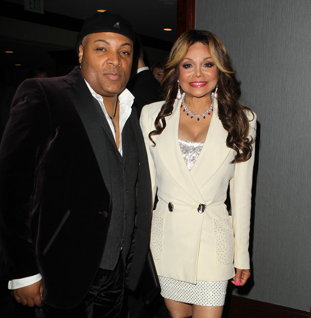 "20th Annual Race To Erase MS Gala ""Love To Erase MS"" - 5.3.2103 Jeffre Phillips, La Toya Jackson"