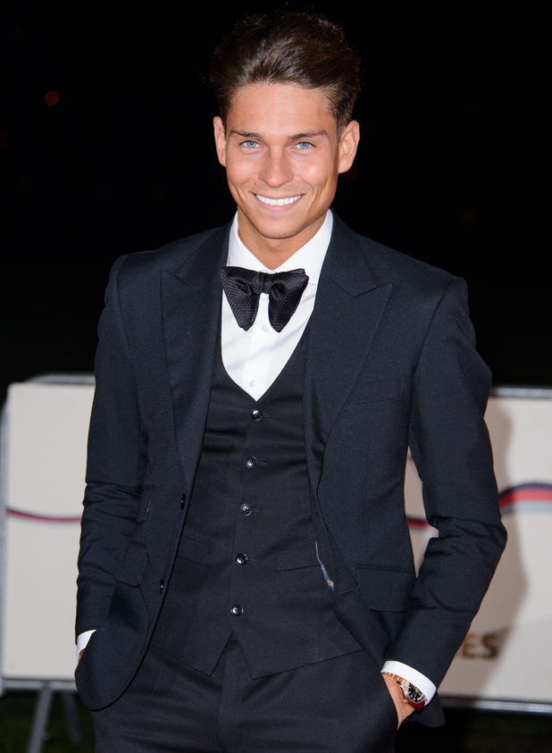Joey Essex at The Sun Military Awards (Millies) 2013 held at the National Maritime Museum - 11 December 2013