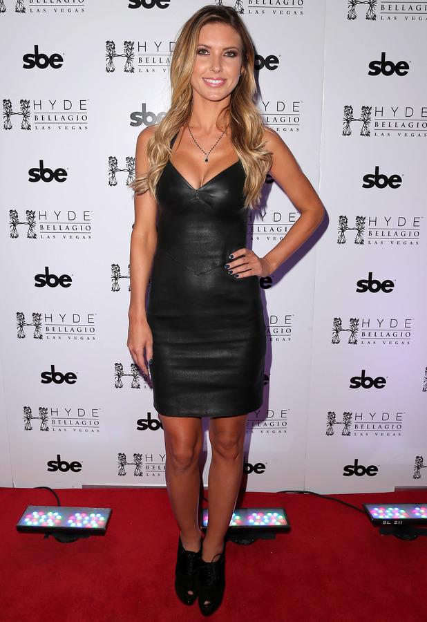 Audrina Patridge - HYDE Saturdays Weekend Party at the Bellagio Resort and Casino, Las Vegas - 7 December 2013
