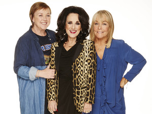 ITV commission second series of Birds of a Feather after ratings hit