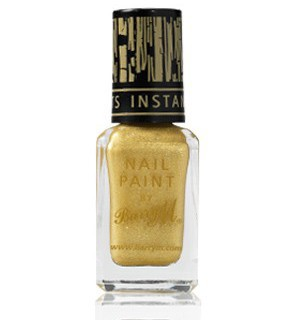 Barry M Instant Nail Effects Crackle in Gold, £3.99