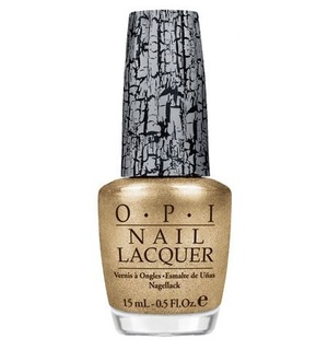 OPI Gold Shatter, £11 from beautybay.com