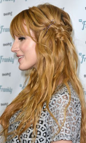 Bella Thorne at DigiFest in Los Angeles, America, 14 December 2013