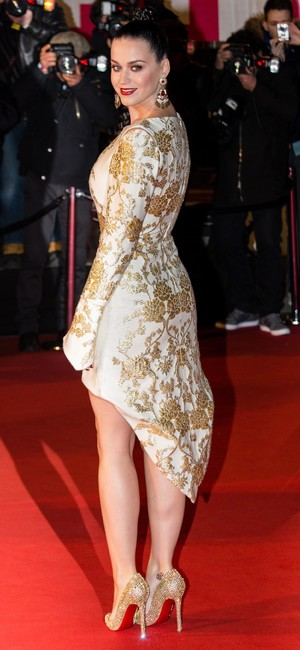 Katy Perry The 15th NRJ Music Awards held at Palais des Festivals in Cannes, France - 14 December 2013