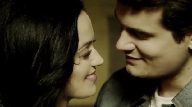 Katy Perry and John Mayer in Who You Love video, still