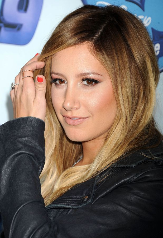 Ashley Tisdale at the Cloud 9 premiere at the Disney Theatre in California - 18 December 2013