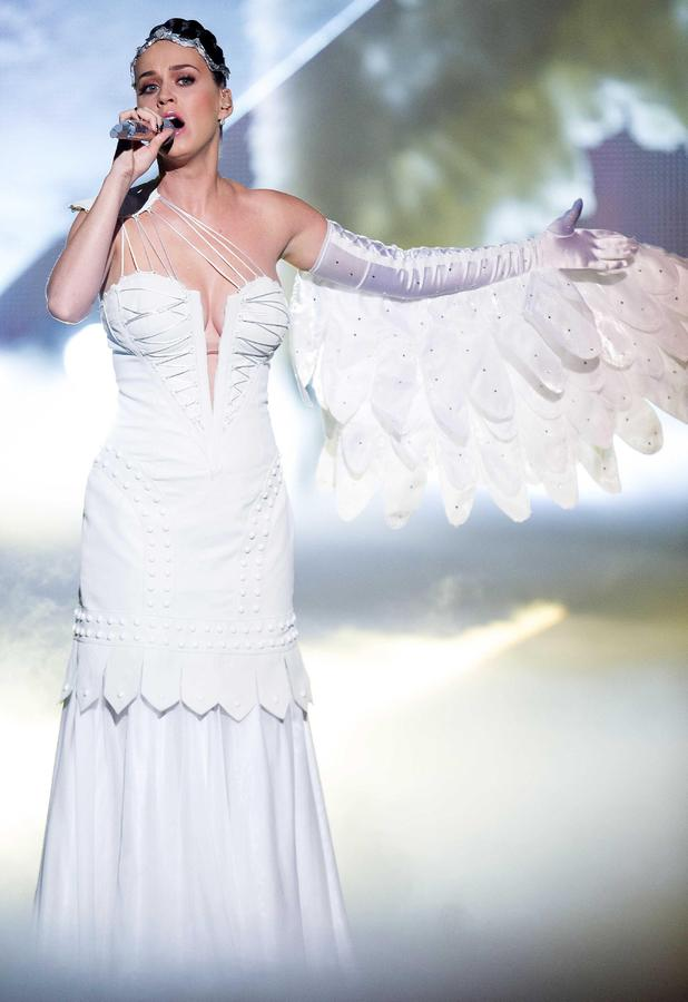 Katy Perry - NRJ Music Awards, Cannes, France - 14 Dec 2013