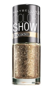 Maybelline Color Show Brocades Nail Polish in Knitted Gold