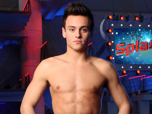 SPLASH 2014 Saturday 4th January 2014 on ITVPictured: Tom Daley
