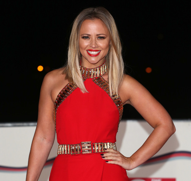 Kimberley Walsh, The Sun Military Awards (Millies) 2013 held at the National Maritime Museum - Arrivals, 11 December 2013