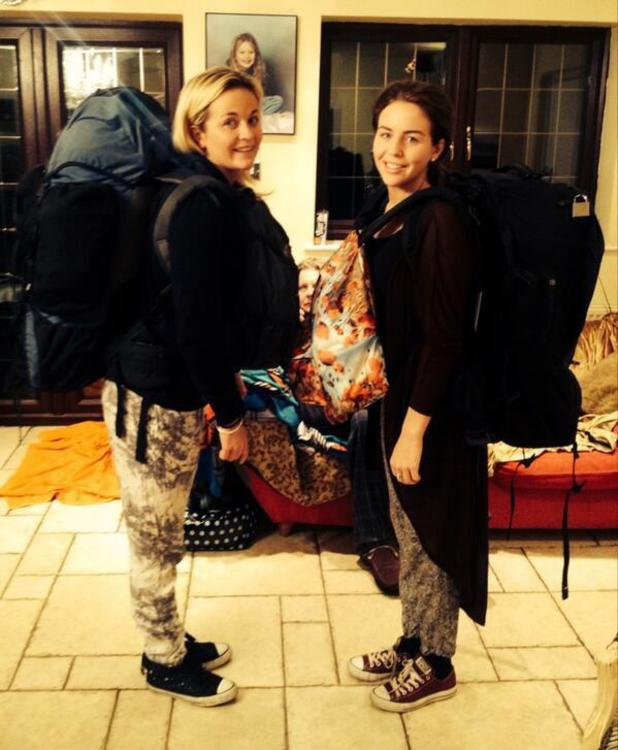 Lydia Bright embarks on a 5 week backpacking trip to Malaysia, 27 December 2013