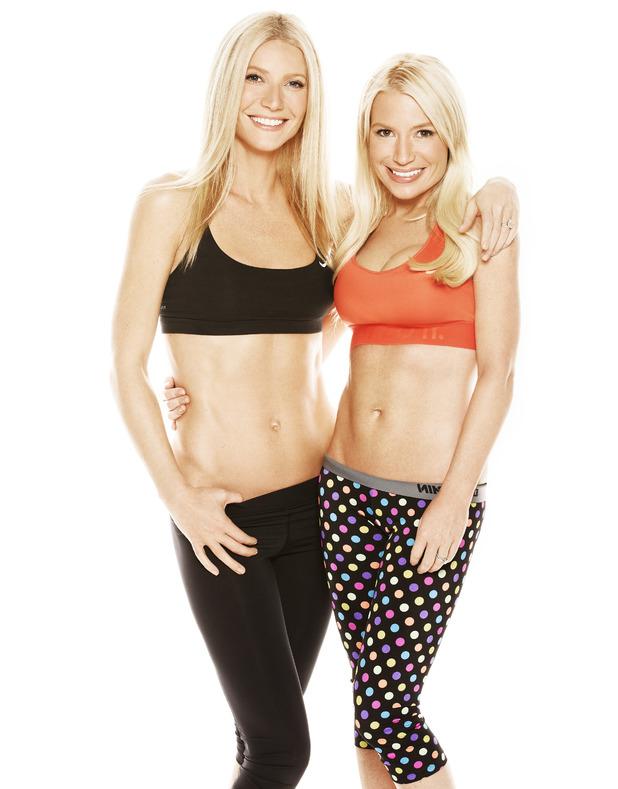 Gwyneth Paltrow Cardio With Gwyneth Paltrow