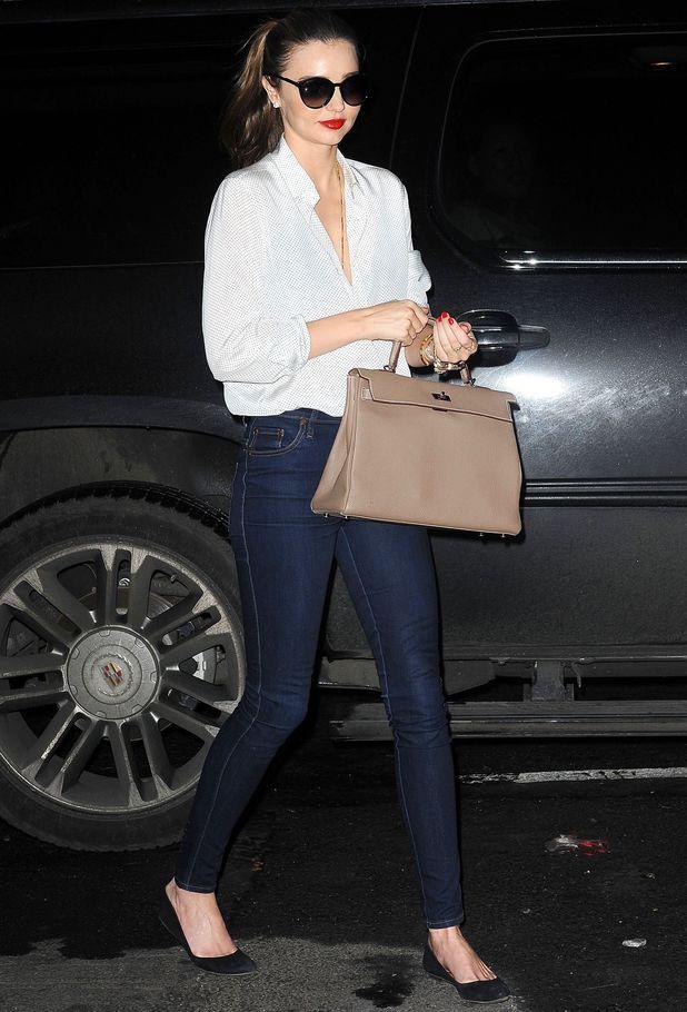 Miranda Kerr in New York - 22 December 2013