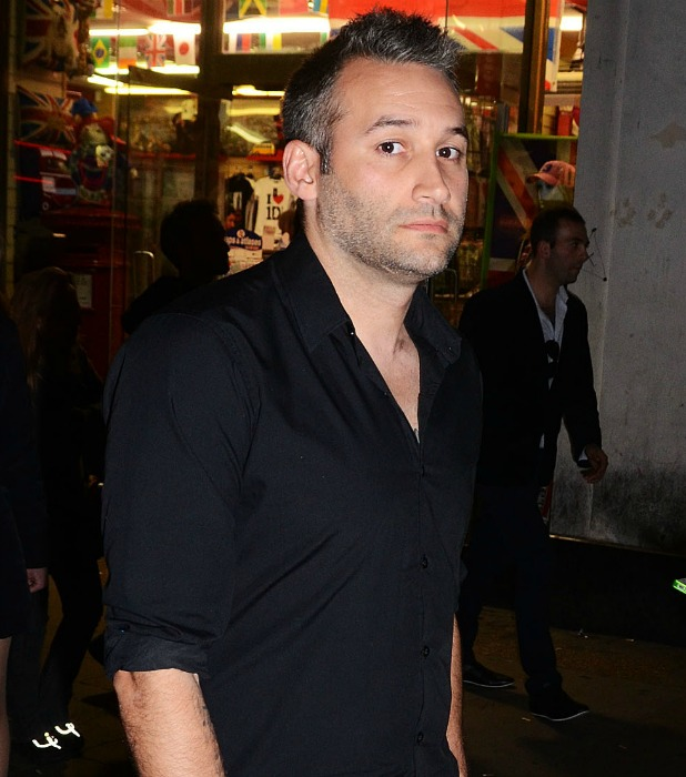 Celebrity come dine with me dane bowers