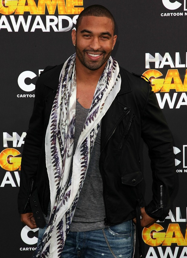 Matt Kemp, 2012 Cartoon Network Hall of Game Awards at Barker Hangar Santa Monica, California - 18.02.12