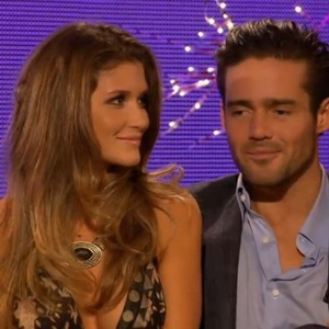 Spencer Matthews and Lauren Frazer Hutton at Made In Chelsea end of season party, E4 29 December