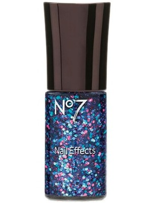 No7 Nail Effects Polish in Party Pearls