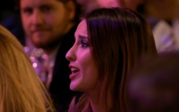 Lucy Watson at Made In Chelsea end of season party, E4 29 December