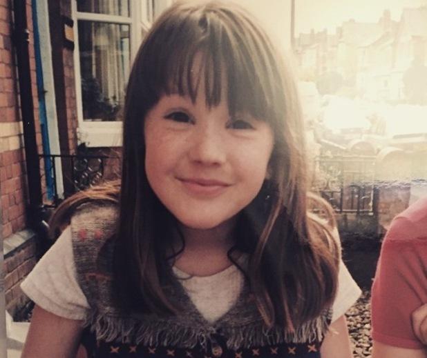 Ellie Goulding shares childhood photo 30 December