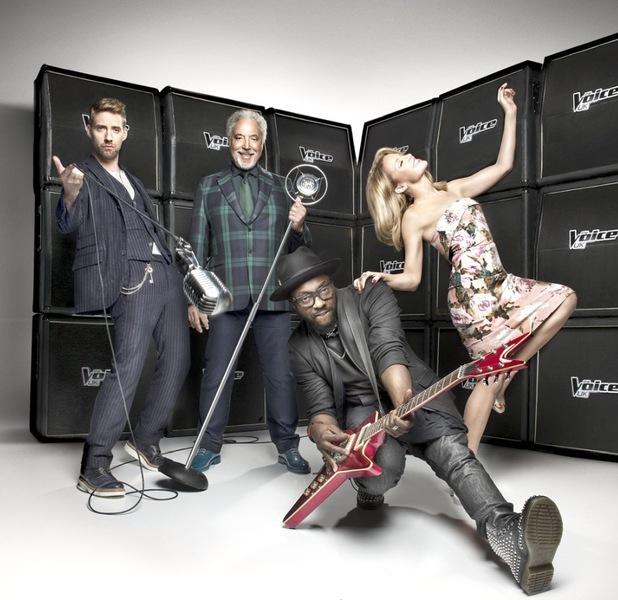 The Voice UK series 3, starts January
