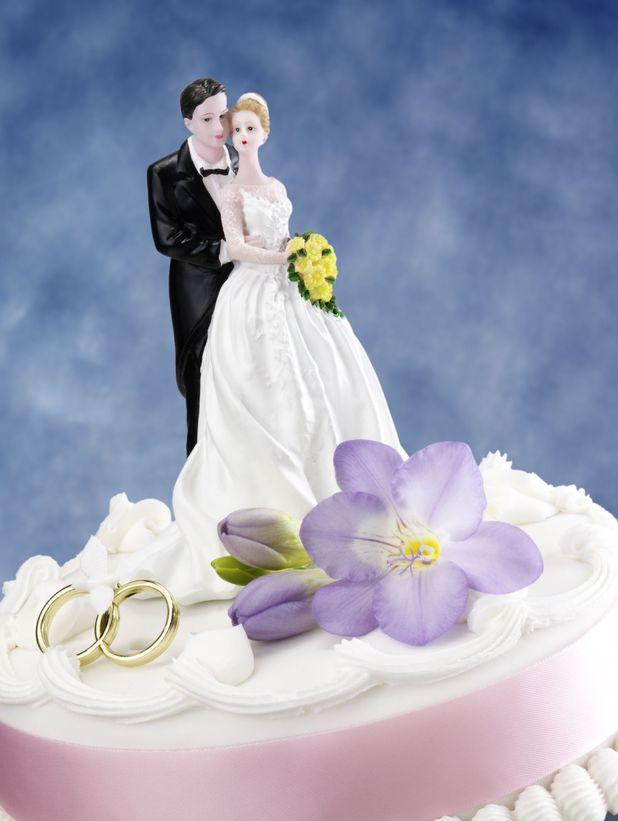 Food and Drink Wedding cake 2013