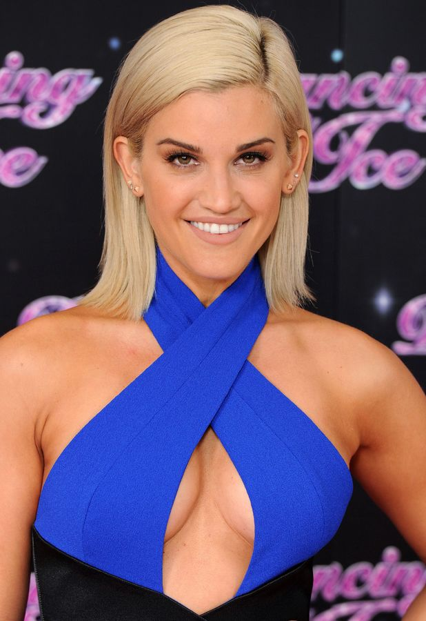 Ashley Roberts - 'Dancing On Ice' TV show launch, London, Britain - 02 Jan 2014