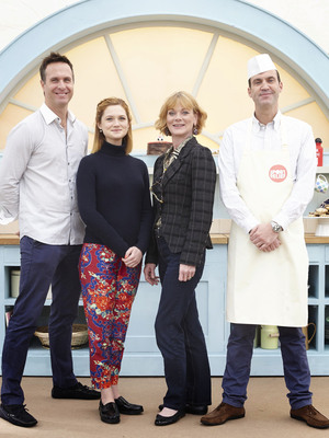 The Great Sport Relief Bake Off, Mon 13 Jan